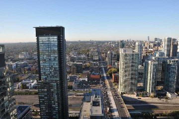11 Brunel Court,Toronto,1 Bedroom Bedrooms,2 BathroomsBathrooms,Condominium,West One Condo,Brunel Court ,1115