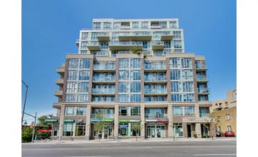 1638 Bloor Street West,Toronto,1 Bedroom Bedrooms,1 BathroomBathrooms,Condominium,The Address,Bloor Street West,3,1168