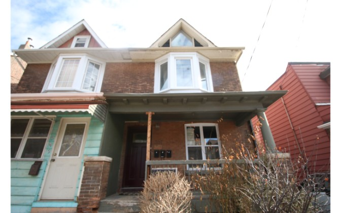307 Greenwood Avenue, Toronto, 2 Bedrooms Bedrooms, ,1 BathroomBathrooms,Apartment,For Rent,Greenwood Avenue,1181