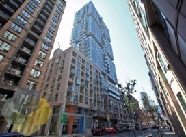 199 Richmond Street West, Toronto, 1 Bedroom Bedrooms, ,1 BathroomBathrooms,Condominium,For Rent,Studio 1,Richmond Street West,6,1185