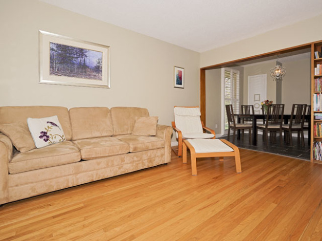 Hardwood Floors and Lots of Room