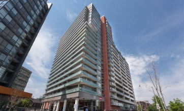 38 Joe Shuster Way,Toronto,2 Bedrooms Bedrooms,1 BathroomBathrooms,Condominium,The Bridge,Joe Shuster Way,10,1033