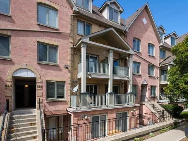 60 Joe Shuster Way,Toronto,1 Bedroom Bedrooms,1 BathroomBathrooms,Townhouse,King Towns Condos,Joe Shuster Way,1,1058