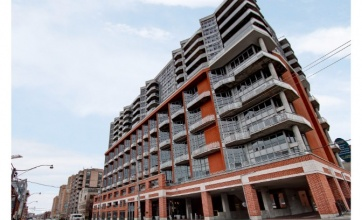 255 Richmond Street East,Toronto,1 Bedroom Bedrooms,1 BathroomBathrooms,Condominium,Space Lofts,Richmond Street East,1083